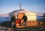La yurta Mongola donde pasamos una semana.