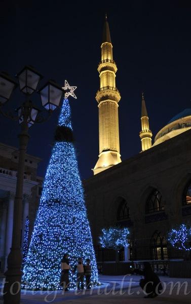 Navidad en Beirut
